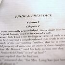 Pride &amp; Prejudice by BayleeCook