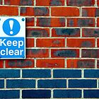 ! KEEP CLEAR by richman