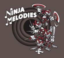 Ninja Melodies (Mirage Colours) by Nathan Davis