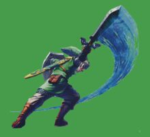 Link Slash by bigthecat