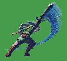 Link Slash by bigthecat