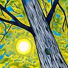 October Sun by Barbara  Strand