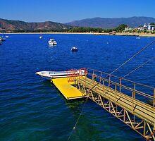 Blue Bay by Daidalos