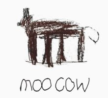 Moo cow by stuwdamdorp