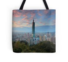 Taipei Sunset Tote Bag