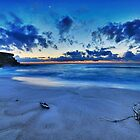 Blue before Dawn by Ian Berry