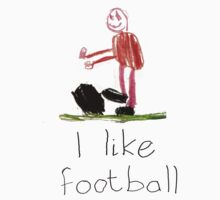 I like football by stuwdamdorp
