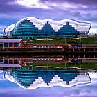 The Sage Gateshead by Stuffy
