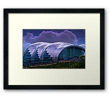 The Sage Gateshead Framed Print