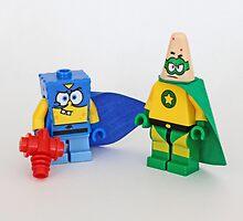 The Goofy Goobers Avengers by PedroVezini