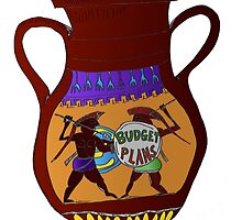 Binary options cartoon news - Ancient Greek Vase saves Euro by Binary-Options