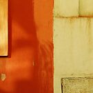 Neighborly wall composition by Marjolein Katsma