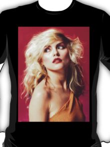 Debbie Harry, Red T-Shirt