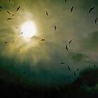 Wings Eternal by Lenagraphy