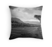 Killary Harbour Throw Pillow