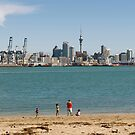 Auckland by Pete  Burton