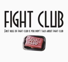 Fight Club by Alternative Art Steve