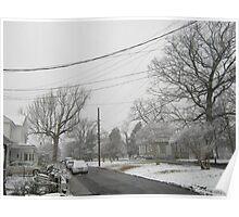 Feb. 19 2012 Snowstorm 5 Poster