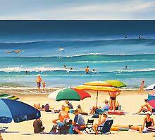 """Greenmount Beach"" by Leisa O'Brien"