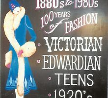 Retro Fashions In Haight-Ashbury by RobynLee