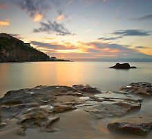 Gordons bay dawn by donnnnnny