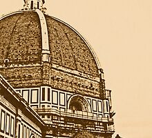 Il Duomo - Architectural Gem of Florence, Italy by deborahyun