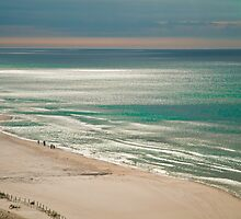 SUN DRENCHED GULF by RGHunt