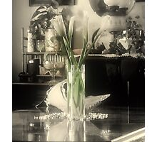 Vintage Memories~ Dedicated and Inspired by trueblvr Photographic Print