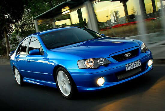 XR6 Turbo by Alex Stojan