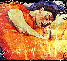 Sleeping Fresco by Scott Mitchell