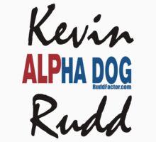 Kevin Rudd ALPha DOG by RuddFactor