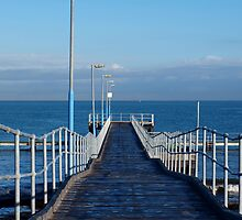 Jetty at Coogee by kalaryder