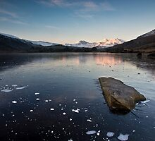 Llynnau Mymbyr by James Grant