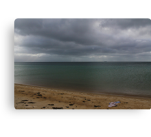 Distant shore 001 (colour version) Canvas Print