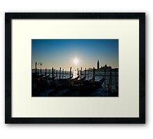 Venice Star - Two Framed Print