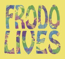 FRODO LIVES Kids Clothes