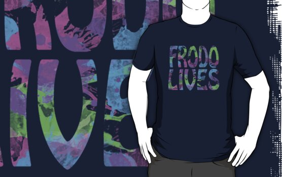 FRODO LIVES by nimbusnought