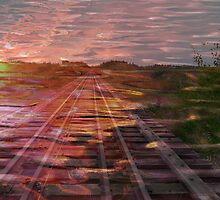 Across A Painted Landscape by MaeBelle