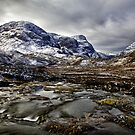 Glencoe - The Three Sisters by derekbeattie