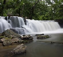 Minneopa Falls by Bryant Scannell