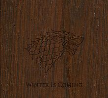 Game of Thrones Winterfell by satansbrand