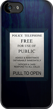 Police Box by soulthrow