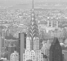 Chrysler Building by IslandImages