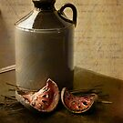Jug & Accessories , a still life by Julesrules