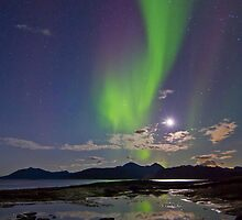 Aurora Reflection II by Frank Olsen