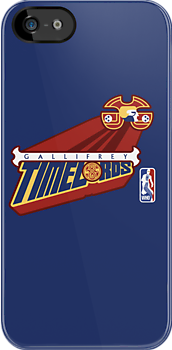 Gallifrey Timelords by Tom Kurzanski