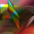 Rainbow shapes by IrisGelbart