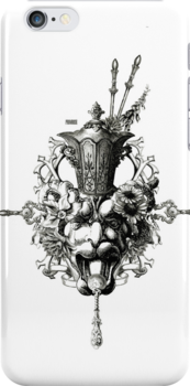 Queen Delieahl (iphone case art) by Philomena Primrose