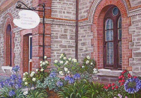 Gawler Community Gallery by Ann Nightingale