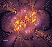 Plumeria Visions by abstractjoys